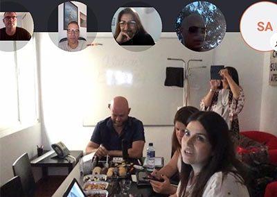 Almas Digitales Encuentro Julio 2018