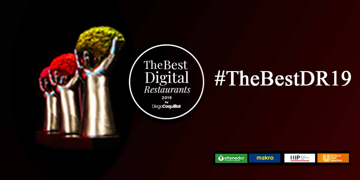 The Best Digital Restaurant 2019